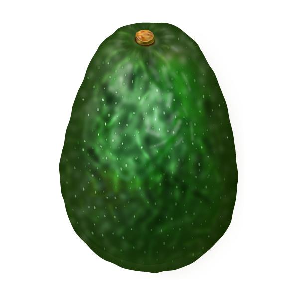 アボカド(緑)